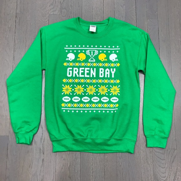 low priced eb935 6003c NFL Green Bay Packers Ugly Christmas Sweatshirt